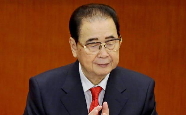 中国の李鵬元首相死去 天安門事件で弾圧主導