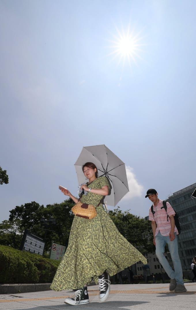 梅雨 いつ 大阪 明け は