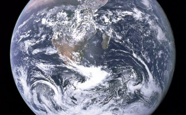 ウルフ氏は我々は地球という公共財を共有していることをもっと意識?#24037;伽坤趣いΓ?#31859;航空宇宙局(NASA)
