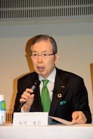 日本電産は車載事業を稼ぎ頭にあげる。