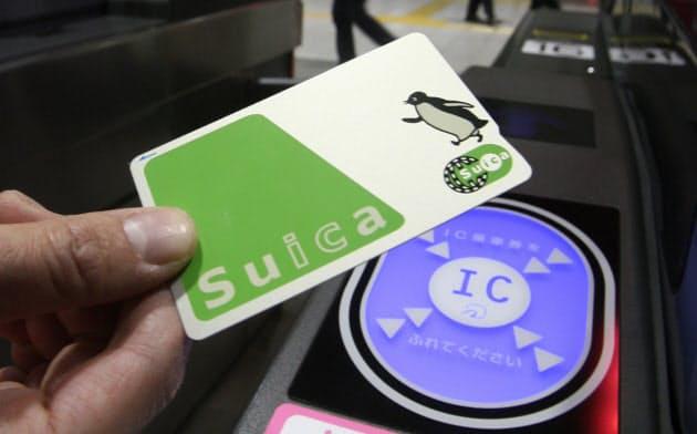 デジタル通貨と「スイカ」連携、3メガ銀・JR東など検討