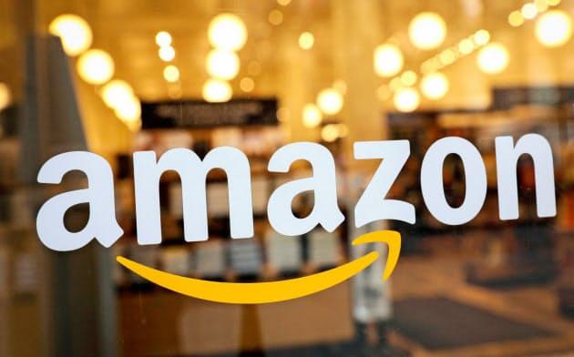 米アマゾン・ドット・コムの4~6月期決算は増収増益(ニューヨークの同社書店)=ロイター