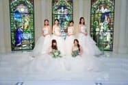 「卒花アンバサダー」は、その式場で結婚式を挙げた先輩花嫁が務める
