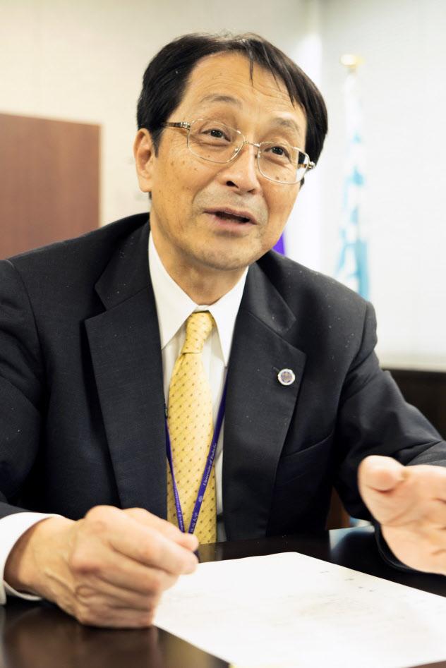 国立大学協会長に就任した永田恭介氏(筑波大学長)