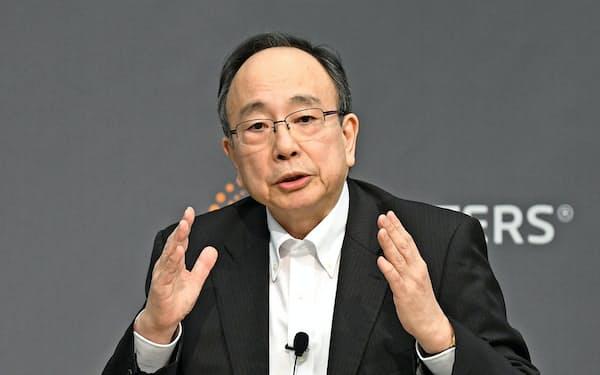 雨宮日銀副総裁