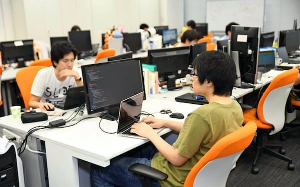HEROZは大手企業とAIを使ったシステムを共同開発している