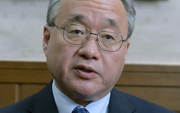 岡本薫明 財務省事務次官