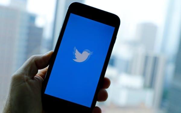 ツイッターは米国と日本で広告収入が伸びている=ロイター