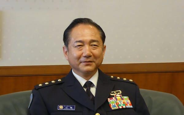 山崎幸二統合幕僚長