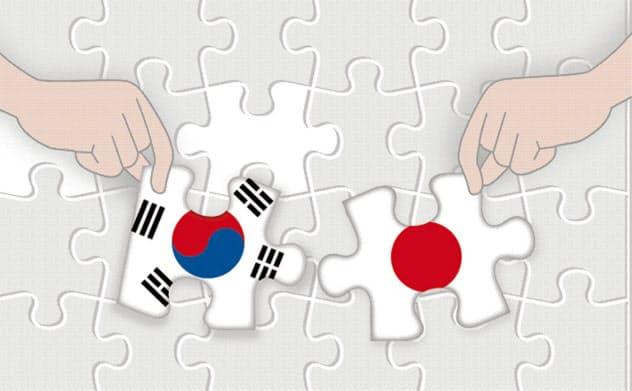 手続きが順調に進めば、政令改正を経て、韓国は8月下旬にも優遇対象国から除外される