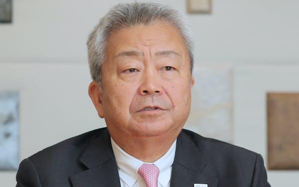 NTT 澤田純社長