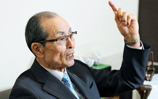 王貞治 福岡ソフトバンクホークス会長