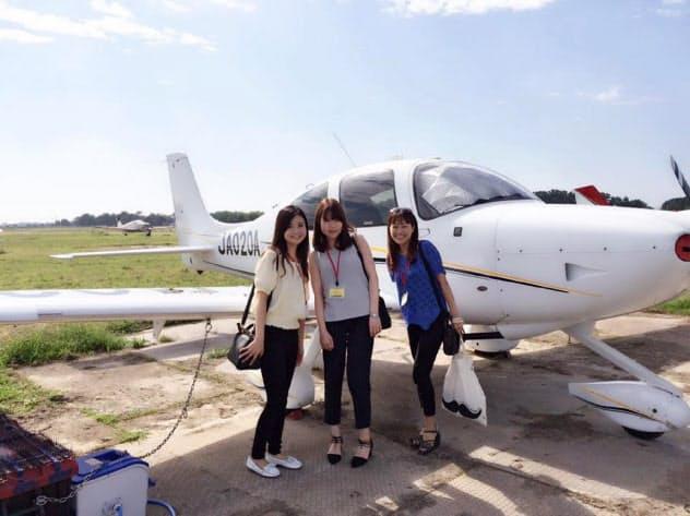 エアシェアは10月に小型航空機のシェアリングサービスを始める