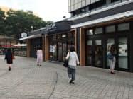 8月3日にオープンする「ルート227カフェ」