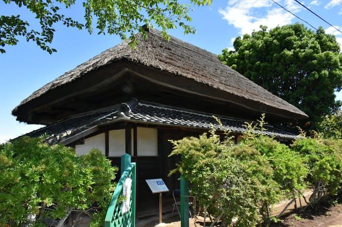 千葉県柏市、文化財の修理費用をネットで調達: 日本経済新聞