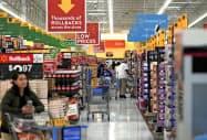 6月の米個人消費支出物価指数は、前年同月比1.4%の上昇にとどまった=AP