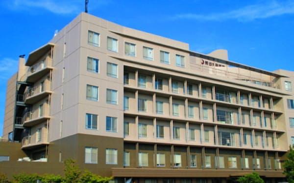 医療法人同愛会が運営する熊谷外科病院(埼玉県熊谷市)