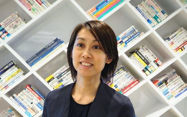 野村総合研究所上級コンサルタントの武田佳奈さん