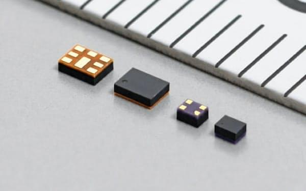 村田製作所は世界最小のスマホ通信関連部品の量産を始めた