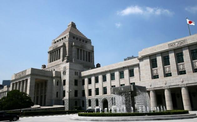 経済同友会は衆院と参院の機能分担をはっきりさせるよう提言する