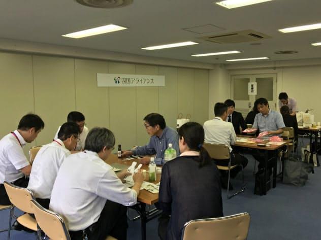 西日本高速道路SHDと四国アライアンスが連携し、商談会を開催(7月3日、高松市)