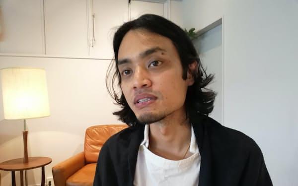 タイ人起業家のラッチャタ・スワンシンさん(35)