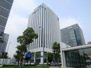 みなとみらい21地区には京急電鉄など企業の進出が相次ぐ(横浜市)
