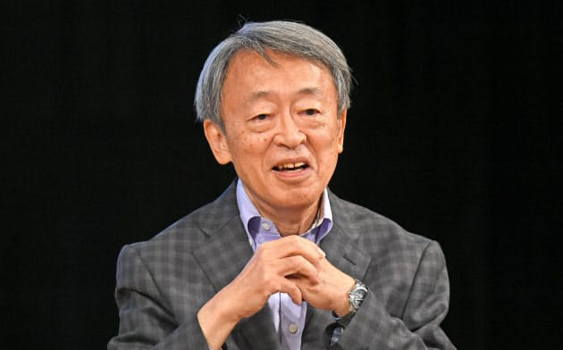 ジャーナリストの池上彰氏