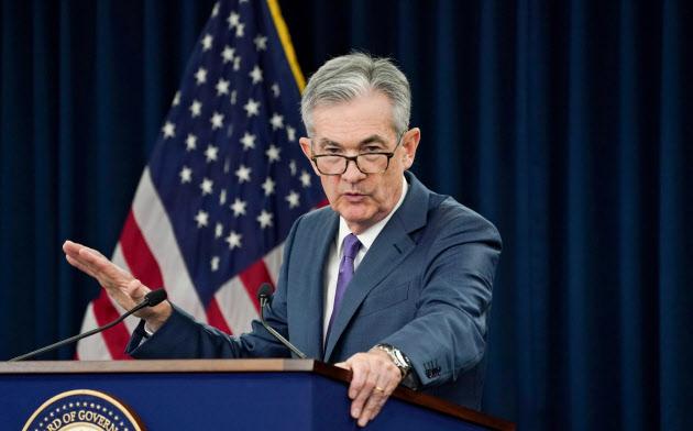パウエルFRB議長は米経済の悪化を利下げで未然に防ぎたい=ロイター