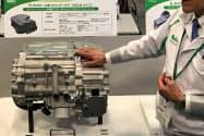 合弁会社は中国でのEV向け駆動用モーターの開発、販売などを担う