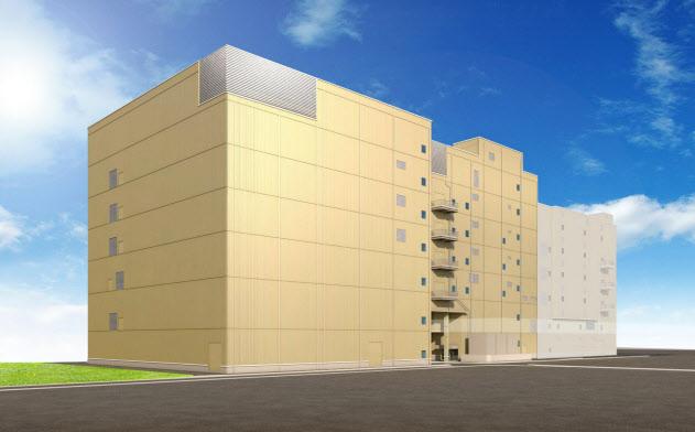 村田製作所は野洲事業所(滋賀県野洲市)に新しい生産棟を設ける