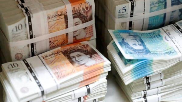 英中銀は現行の政策を維持する=ロイター