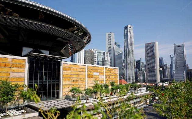 シンガポール最高裁はAIを活用する=ロイター
