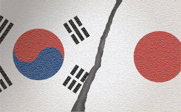 出口の見えない対立は、日韓双方の経済に影を落とす
