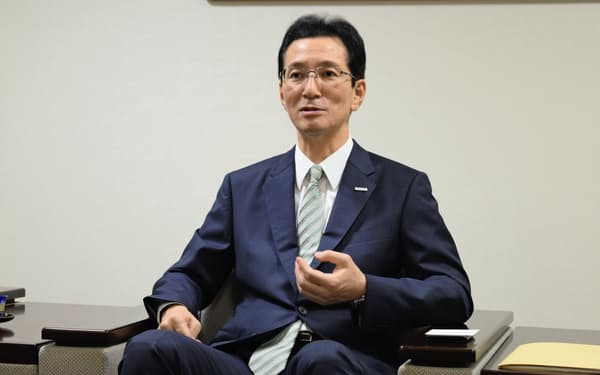 京阪HDの石丸社長は「京都を中心に沿線の魅力再耕に取り組む」と語る