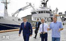 ロシア、首相の択捉訪問で発した「冷たい」シグナル