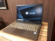 NECパソコン初号機をイメージしたNECパーソナルコンピュータの新モデル
