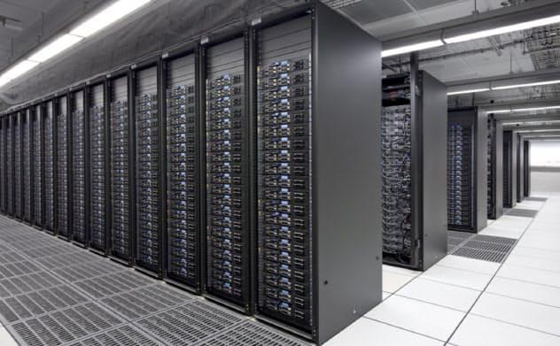 NTTデータは海外事業を強化している(海外データセンター)