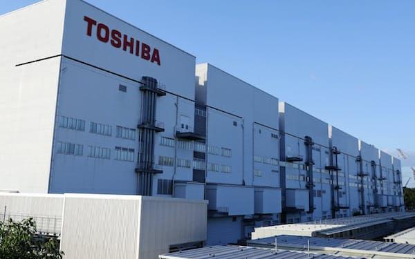 東芝メモリHDの四日市工場は6月に停電で生産が一部停止(三重県)