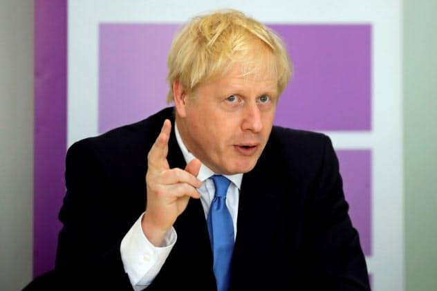 ジョンソン首相は米国など「非欧州」との関係強化に動く=ロイター