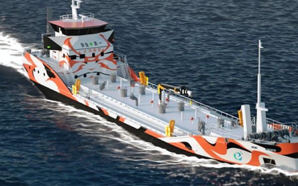自動運航やIoT技術で船員の負担を軽減する