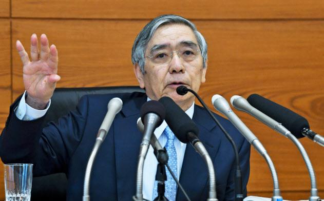 日銀の黒田総裁は安倍政権との良好な関係を保ってきた