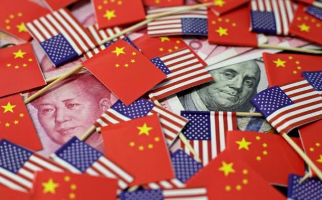 米中間の貿易戦争は通貨戦争にエスカレートするのか=ロイター