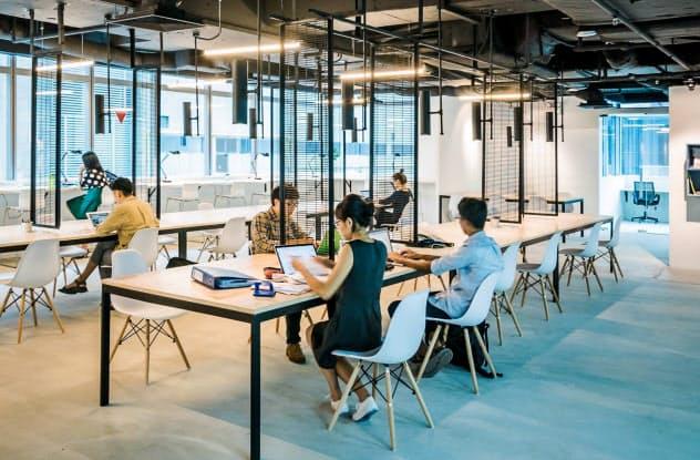 リプロはシンガポールに初の海外拠点を設けた