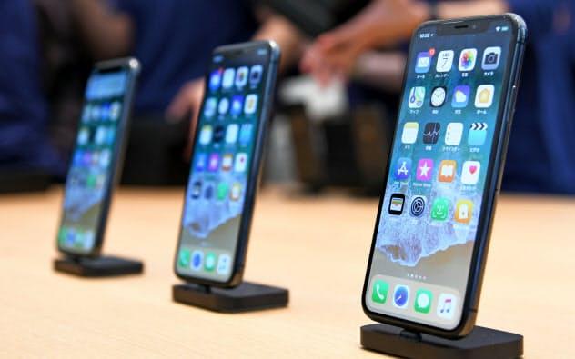 米アップルはスマートフォンの販売減少をコンテンツ事業などの伸びで補った