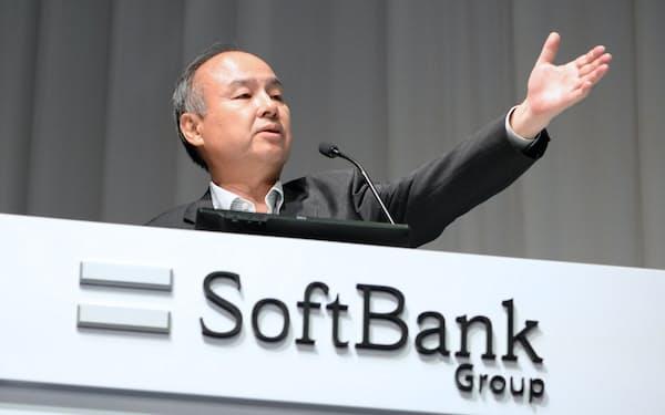 ソフトバンクグループは買収したアームHDと、その中核事業を担う子会社アーム・リミテッドに関する資本取引で大規模な節税をしている(8月、孫正義会長兼社長)
