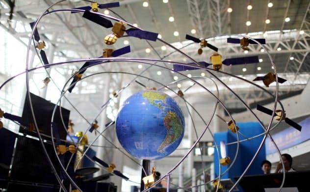 中国版GPS網、世界最大 130カ国で米国製抜く