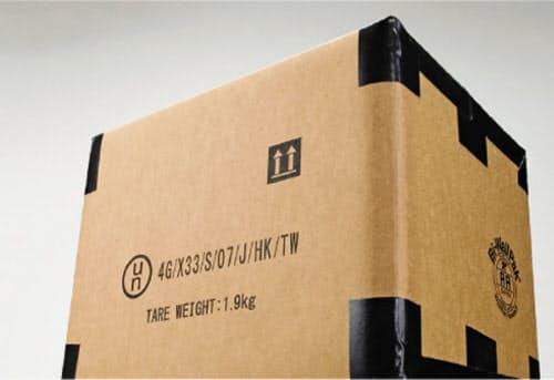 レンゴーは重量のある自動車や化学製品向けの包装容器の強化を目指す