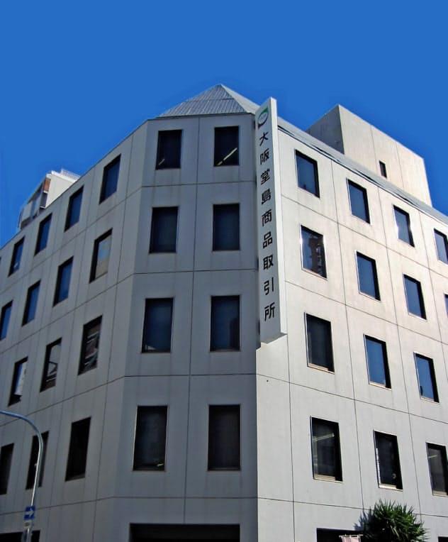 コメ先物を試験上場する大阪堂島商品取引所