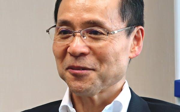 三井化学の佐藤幸一郎常務執行役員モビリティ事業本部長